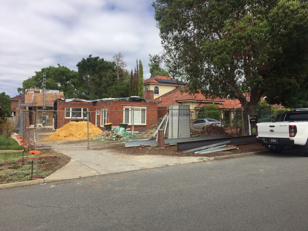 Renovation / Addition in Menora