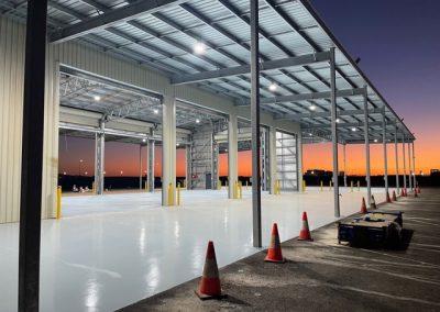 Karratha Earthmoving Warehouse